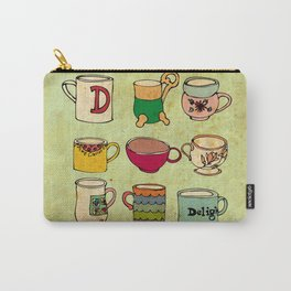 My Mugs! Carry-All Pouch