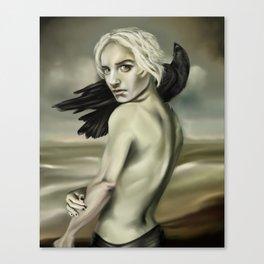 Draco, Marked Canvas Print