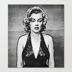 The Monroe Canvas Print