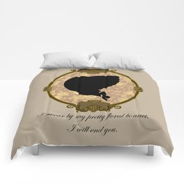 A Captain's Promise Comforters