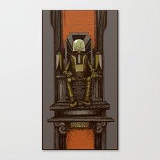 Pax Robota Canvas Print