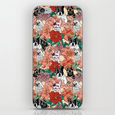French Bullbloom iPhone & iPod Skin