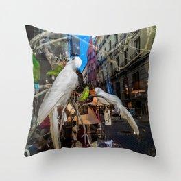 El vecindario Throw Pillow