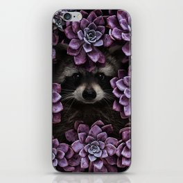 Everything is Magnified when You Live from Day to Day. iPhone Skin