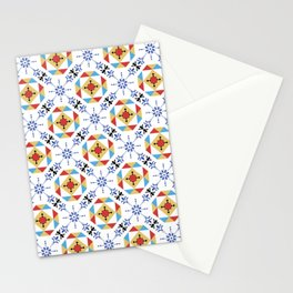 Portuguese Tiles Mix Stationery Cards
