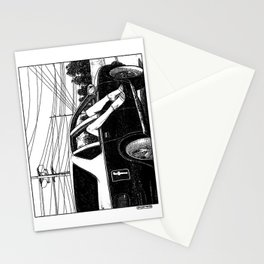 asc 600 - Les lendemains (Tomorrow's Just Another Day) Stationery Cards