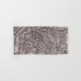 Doodle 8 Hand & Bath Towel