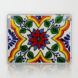 talaveramexican tile Laptop & iPad Skin