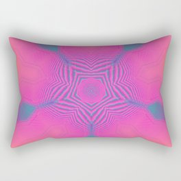 Entheogen V.3 Rectangular Pillow