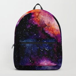 Heart Galaxy 07 Backpack