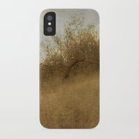 pixies iPhone & iPod Cases featuring The Magical Oak Tree by Honey Malek