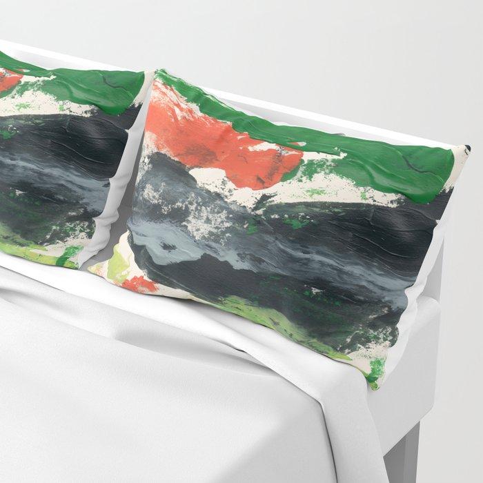 Desert Wash Pillow Sham