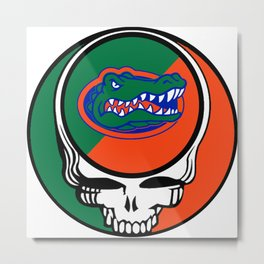 Finally, the Dead are in Gainesville Metal Print