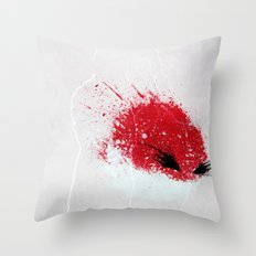 #100 Throw Pillow