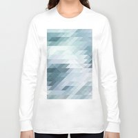 polygon Long Sleeve T-shirts featuring Polygon by JBdesign