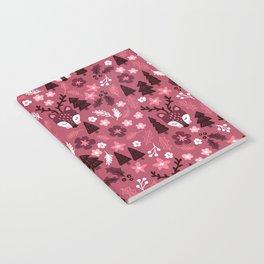 Reindeer Dreams Notebook