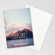 Explore. New Zealand Stationery Cards