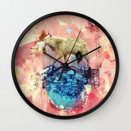 as above, so below Wall Clock