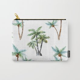 Palm Tree Pattern 01 Carry-All Pouch