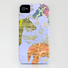 Chinese Lunar New Year and 12 animals  ❤  The HORSE 馬 iPhone (4, 4s) Slim Case