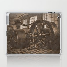 Steam Engine - Sepia Laptop & iPad Skin