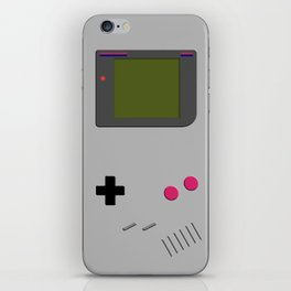 Gameboy iphone / ipod iPhone Skin