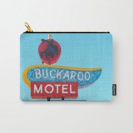 Buckaroo Motel Carry-All Pouch