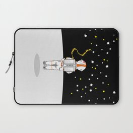 Astronaut Caught Short Laptop Sleeve