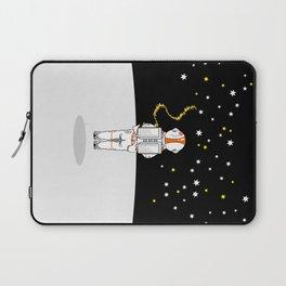 Astronaut Caught Short Laptop Sleeve
