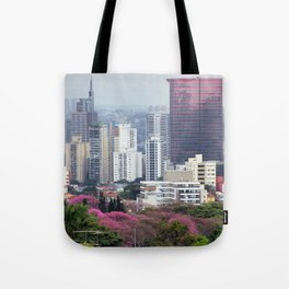 São Paulo I Tote Bag