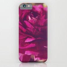Crimson Rose iPhone 6s Slim Case