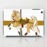 fili iPad Cases featuring Fili by MarieJacquelyn