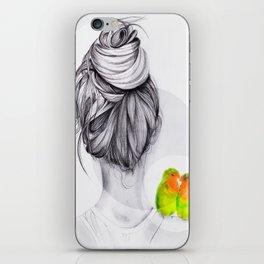 Stay iPhone Skin