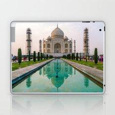 Taj Mahal at Sunset Laptop & iPad Skin