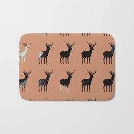 Deer B2 Bath Mat