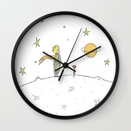 Little Prince II Wall Clock