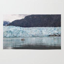 Margerie Glacier Rug