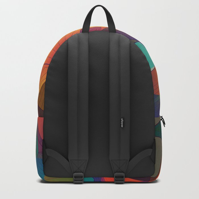 The Rocks by the Lighthouse Backpack