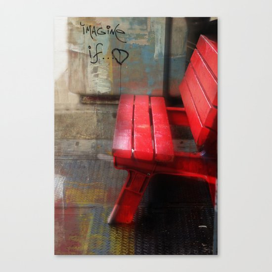 Sold! Thank you!! Canvas Print