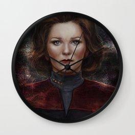Captain Janeway Wall Clock