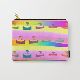 PALM TREES PATTERN Carry-All Pouch