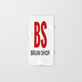 BS - Bruni Shop Hand & Bath Towel