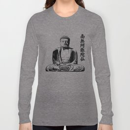 Amida Buddha Long Sleeve T-shirt