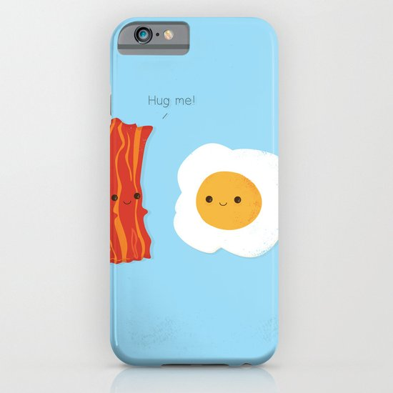 Would you be the bacon to my eggs? iPhone & iPod Case