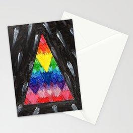 Rainbow Pascal Stationery Cards