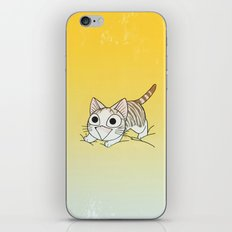 Vicky cat iPhone & iPod Skin