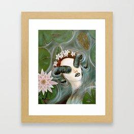 Der kleine Tod Framed Art Print