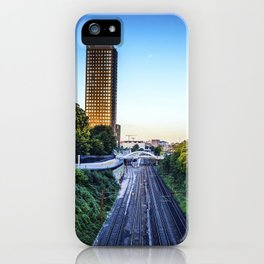 On a Rainy Day iPhone Case