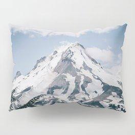 Mount Hood X Pillow Sham