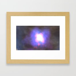 War Stars: Fire With Fire Framed Art Print
